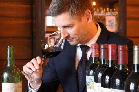 från Valpolicella till Amarone. Spännande vinprovning med  Marcel Visser