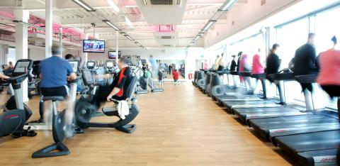 Free fitness for Armed Forces extended