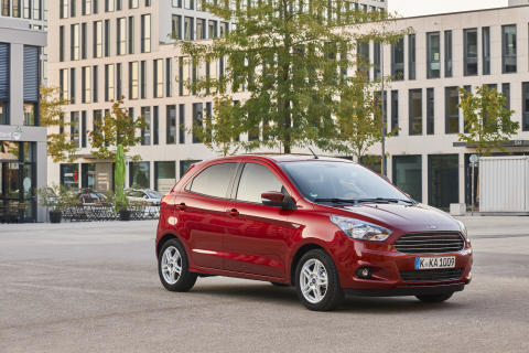 Nový Ford KA+ (6)