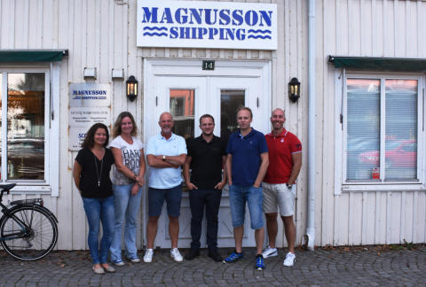 Magnusson Shipping