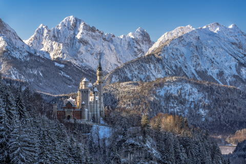 Achim Thomae, Winter Fairytale