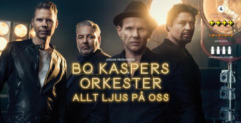 Bo Kaspers Orkester till Malmö Arena i december!