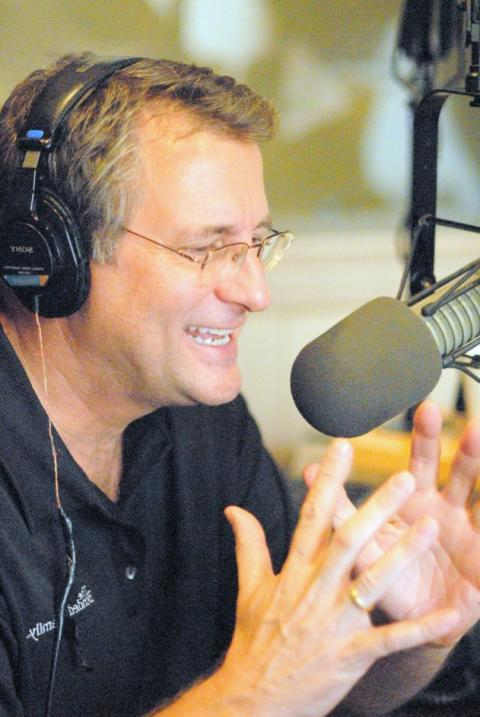 Dan Snell Radio host The Winsome Way