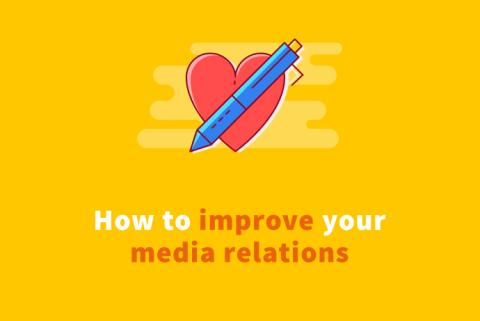 New eBook: How to improve your media relations