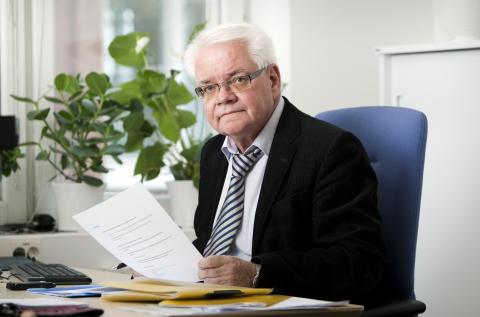 Bo Forsberg, tidigare generalsekreterare