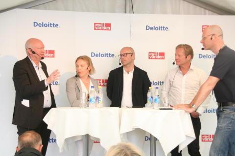 Sveriges konkurrenskraft – vad krävs för att klättra istället för rasa?
