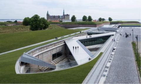 Helsingborg og M/S Museet for Søfart i samarbejde over Sundet