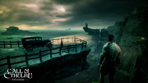 Lovecraft's Twisted Universe Comes Alive in Call of Cthulhu's Depths of Madness Trailer