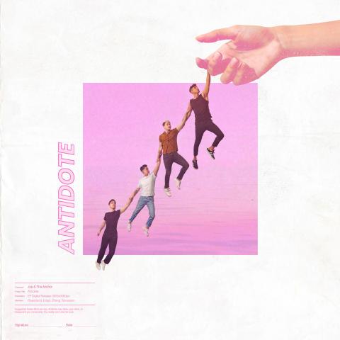 Joe & The Anchor släpper EP:n ANTIDOTE