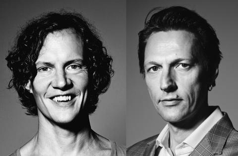 Herman Arfwedson och Ola Andersson