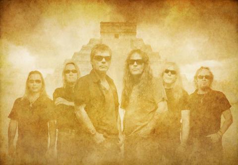 Iron Maiden till Ullevi nästa sommar