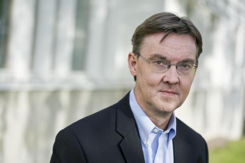 Professor Sune Larsson, R&D director, Uppsala University Hospital, Akademiska sjukhuset