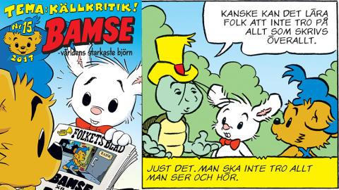 Bamse webb