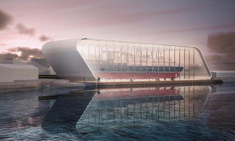 Nytt Hurtigrutemuseum
