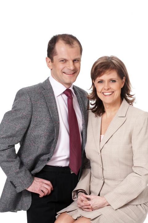 Anatoli Grigorenko och Yvonne Lin