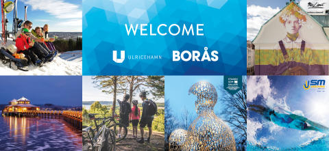 Världscupen fyller Borås