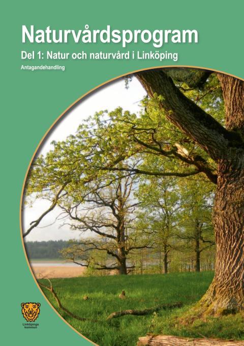 Naturvårdsprogram, del 1