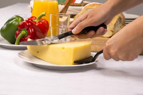 Osthållaren - Håller smutsiga fingrar borta från osten