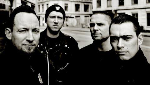 Volbeat konsert   Stockholm