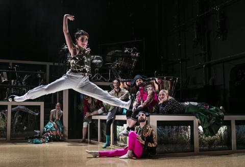 Carmen Moves på Folkoperan våren 2016