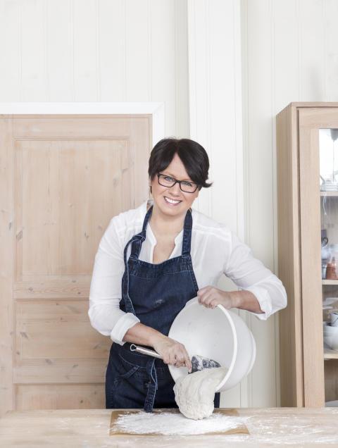 Trine Sandberg baker