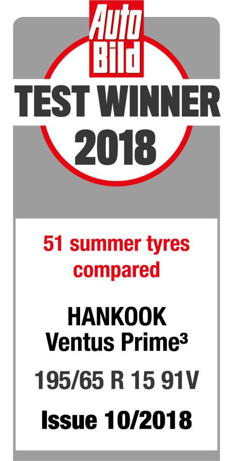 Hankook_VentusPrime3_Vinnare_AutoBild_2018