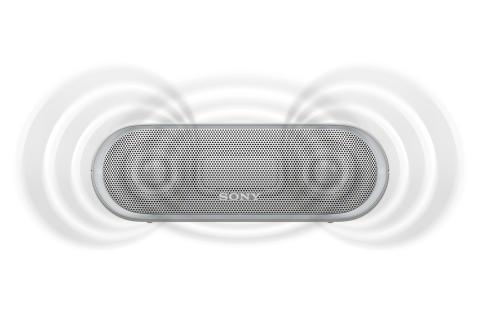 SRS-XB20 von Sony_weiss_1