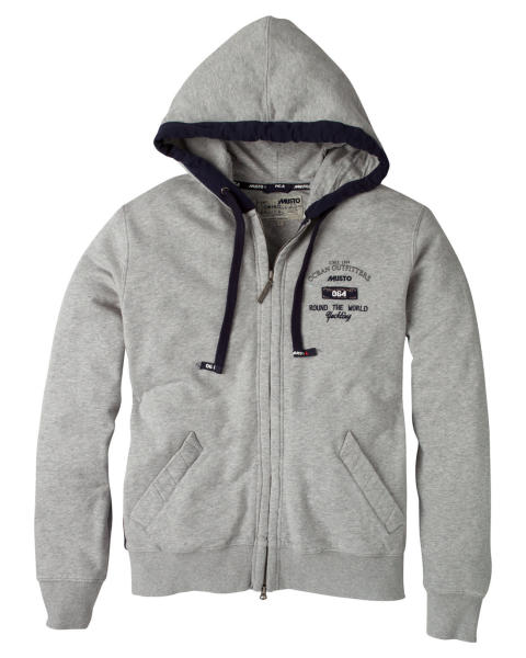 Musto Hooded Graphic Jacket