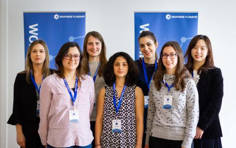 An invaluable support network for women working in graphene science