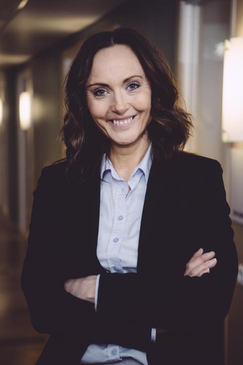 Anna Maria Lingmerth, Marknadschef Kärnhem