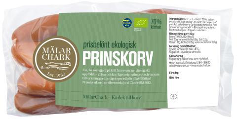 MälarChark ekologisk prinskorv - Chark-SM 2016