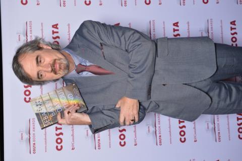 Costa Book of the Year winner - Sebastian Barry