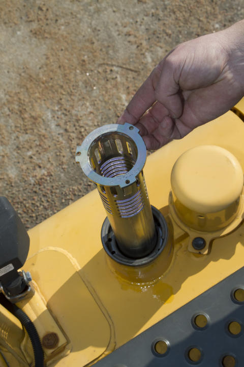 ProtQtor dieselstöldskydd - installation