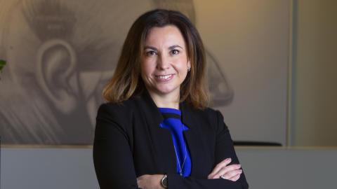 Sandra Eketorp Sylvan, medicinsk rådgivare på Amgen