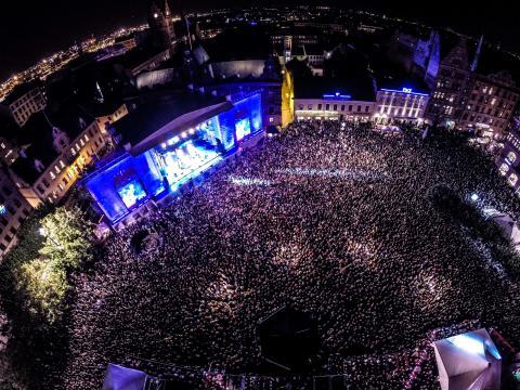 Påminnelse: pressvisning av Malmöfestivalen