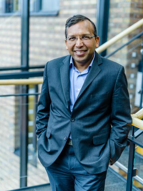 Capgemini utnämner Anil Agarwal som verkställande direktör