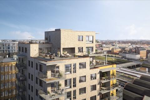 Slutsålt i Malmö Living – 86 nya bostäder i Malmös tredje högsta bostadshus