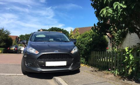 RAC comment on Scottish pavement parking ban