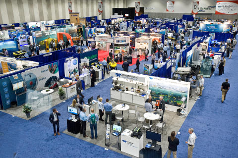 Hi-res image - Oceanology International - OINA 2017 achieved a total attendance of 3100, with 1775 unique visitors