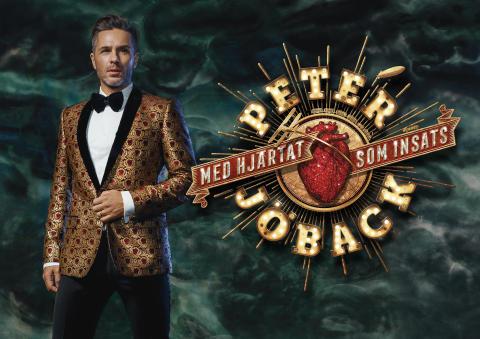 """Efter högt biljettryck till Peter Jöback och showen """"Med hjärtat som insats"""" släpps nu fler datum till Cirkus!"""