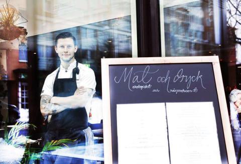 31 av Sveriges bästa restauranger är KRAV-märkta
