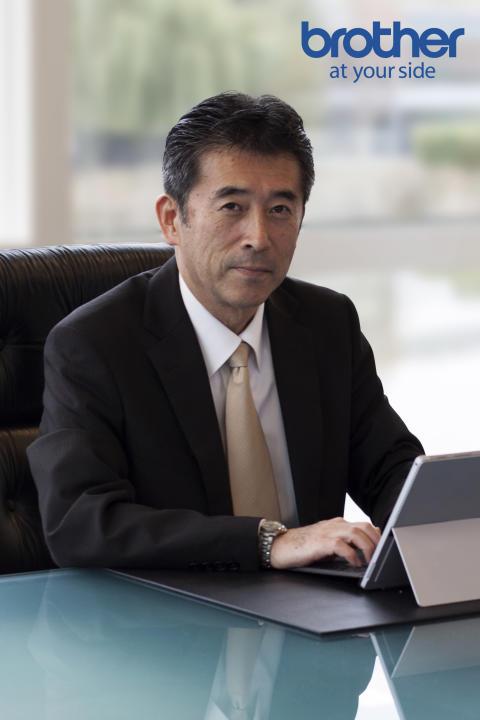 Katsuto Ota, nouveau Président de Brother France
