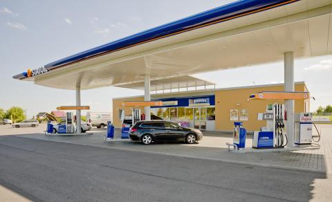Statoil inviger ny fullservicestation i Hudiksvall