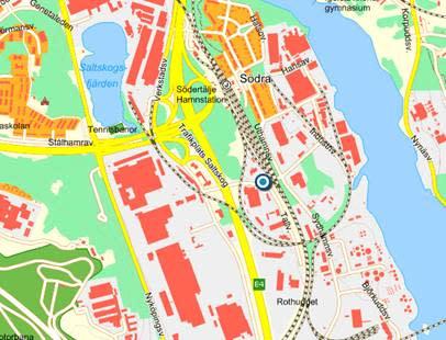 SL inviger ny pendeltågsdepå i Södertälje