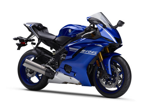 Yamaha Motor Launches MY2017 YZF-R6 in North America -Next Generation in Supersport 600cc High Performance-