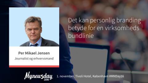 """Taler #1 på Mynewsday: """"De er Danmarks mest succesfulde kommunikatører"""""""