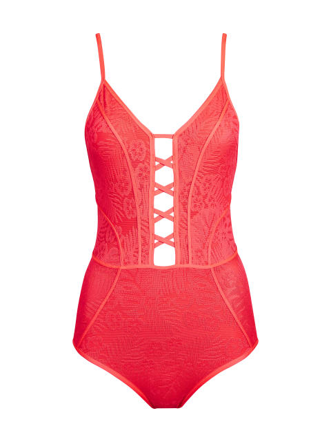 BALI SWIMSUIT_red