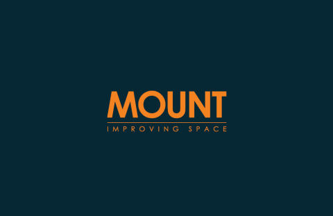 Mount logo orange