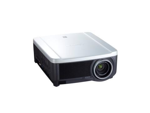 Canon viser frem 4K-projektor og demonstrerer ny konseptteknologi på ISE 2016