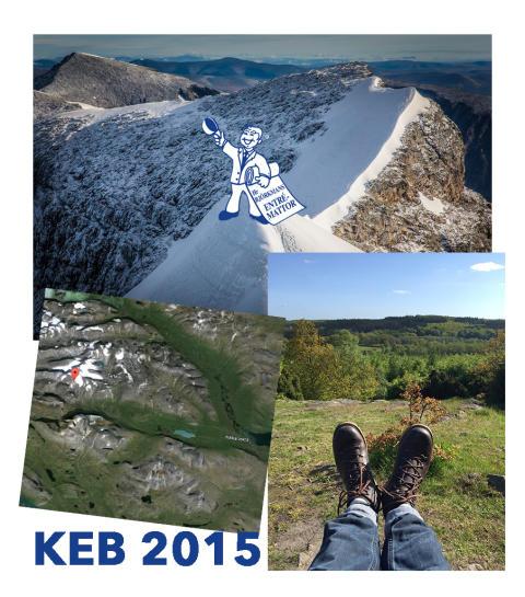 Mattföretaget på Sveriges topp – vi bestiger Kebnekaise